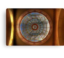 Kursaal Dome  Canvas Print