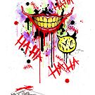 Joker by Daniel Savoie