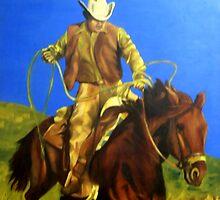 Marlboro Man by Charles Sims