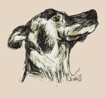 Dog Sketch by soolsma