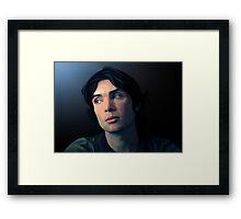 Cillian Murphy Framed Print