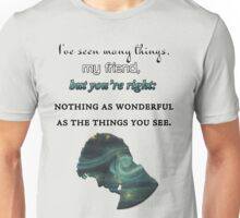 I've Seen Many Things | Doctor Who Unisex T-Shirt