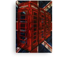 Iconic Britain Canvas Print