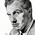 Vincent Price by Emily Hitchcock