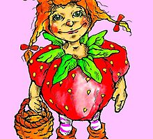 """Very strawBerry"" by Renata Lombard"