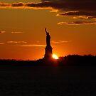 Statue of Liberty by Renee Eppler