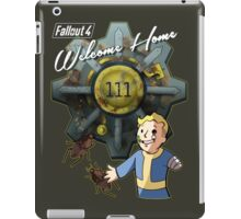 Fallout 4 Merch iPad Case/Skin