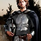 A knight in shining armour  by PhotoStock-Isra