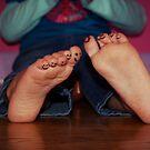 happy feet by Renee Eppler