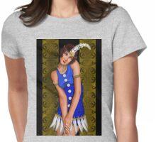 Cada Mente Livre Womens Fitted T-Shirt