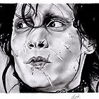 Edward Scissorhands by Emily Hitchcock