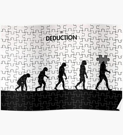 99 Steps of Progress - Deduction Poster