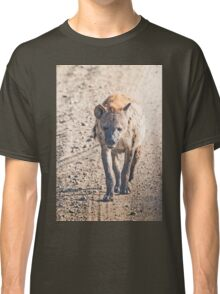 Hyena on the Road Classic T-Shirt