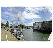 Newport Harbour, Isle of Wight  Poster