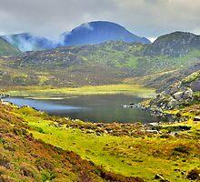 The Lake District: Blackbeck Tarn, Haystacks by Rob Parsons