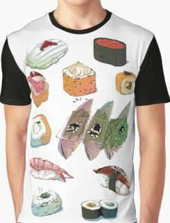 Sushi set Graphic T-Shirt