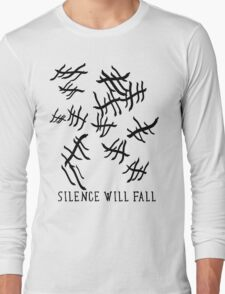 Silence Will Fall | Doctor Who T-Shirt