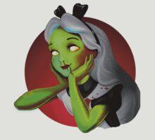 Alice In Zombieland by Patrick Sluiter