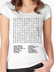 You Choose Women's Fitted Scoop T-Shirt