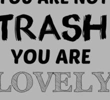 Matthew Daddario Quote Sticker