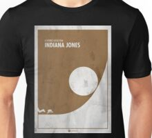 Indiana Jones Minimal Film Poster Unisex T-Shirt