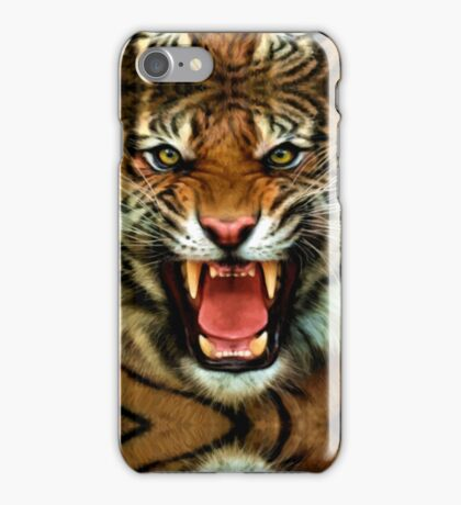 TIGERS TIGER iPhone Case/Skin