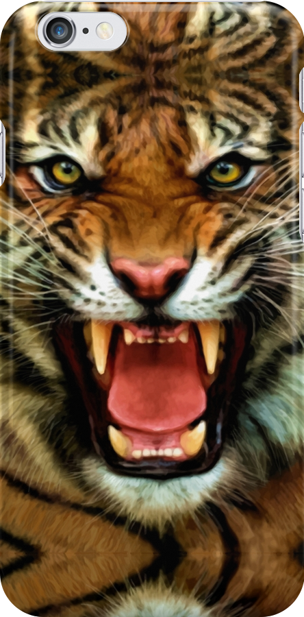 TIGERS TIGER by Marvin Hayes