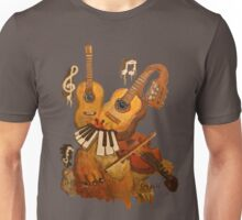Musical Fantasy Bunny Unisex T-Shirt