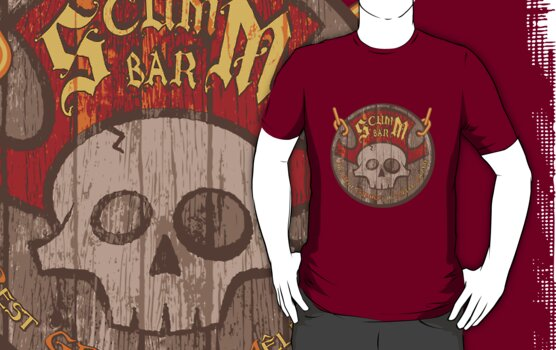 Scumm Bar by eXistenZ