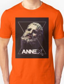 ANNEX - Boxer of the Quirinal - AESTHETIC (FRICTION EDIT) - v2 Glitch T-Shirt
