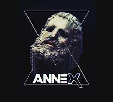 ANNEX - Boxer of the Quirinal - AESTHETIC (FRICTION EDIT) - v2 Glitch Unisex T-Shirt
