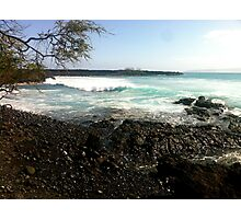 Beautiful Waters of Maui, Hawaii Photographic Print