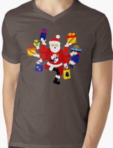 Dancing Shiva Claus T-Shirt