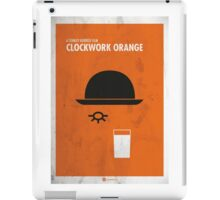 Clockwork Orange Film Poster iPad Case/Skin