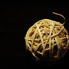 rubberband ball by Renee Eppler