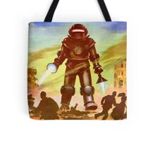 BTTF MAGAZING COVER Tote Bag