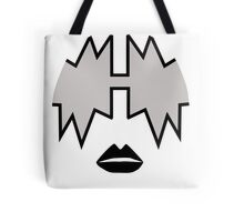 Ace Frehley from KISS band, Spaceman makeup Tote Bag