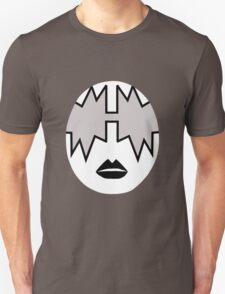 Ace Frehley from KISS band, Spaceman makeup Unisex T-Shirt