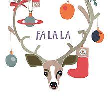 Oh Deer! by marmalademoon