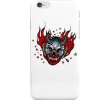 Horrible Fear iPhone Case/Skin