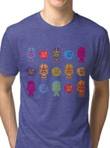 Luchador08 Tri-blend T-Shirt