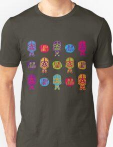 Luchador08 Unisex T-Shirt