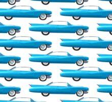 1960 Cadillac Coupe De Ville Sticker