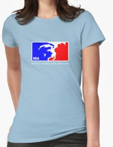 Major League Hunting Womens Fitted T-Shirt