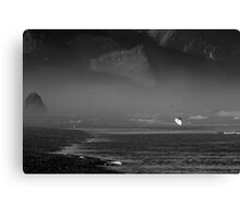 Another Day Is Born Canvas Print
