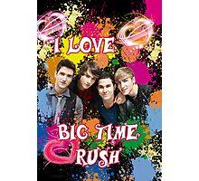 Big Time Rush Photographic Print