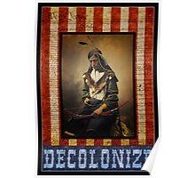 Decolonize Poster