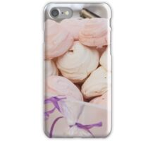 sweets in pastry iPhone Case/Skin