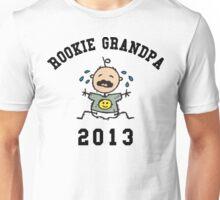 Funny New Grandpa 2013 Unisex T-Shirt