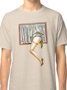 Window girl Classic T-Shirt